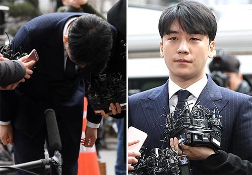 """Lộ tin nhắn """"tố"""" Seungri môi giới mại dâm 10 triệu won/ người - Ảnh 1"""