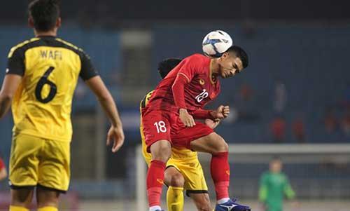 """U23 Việt Nam 6-0 U23 Brunei: """"Cơn mưa"""" bàn thắng trên sân Mỹ Đình - Ảnh 3"""