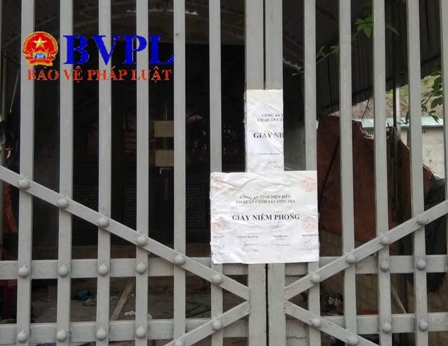Vụ nữ sinh giao gà bị sát hại ở Điện Biên: Cận cảnh cuộc khám xét dài kỷ lục nhà Bùi Văn Công - Ảnh 2