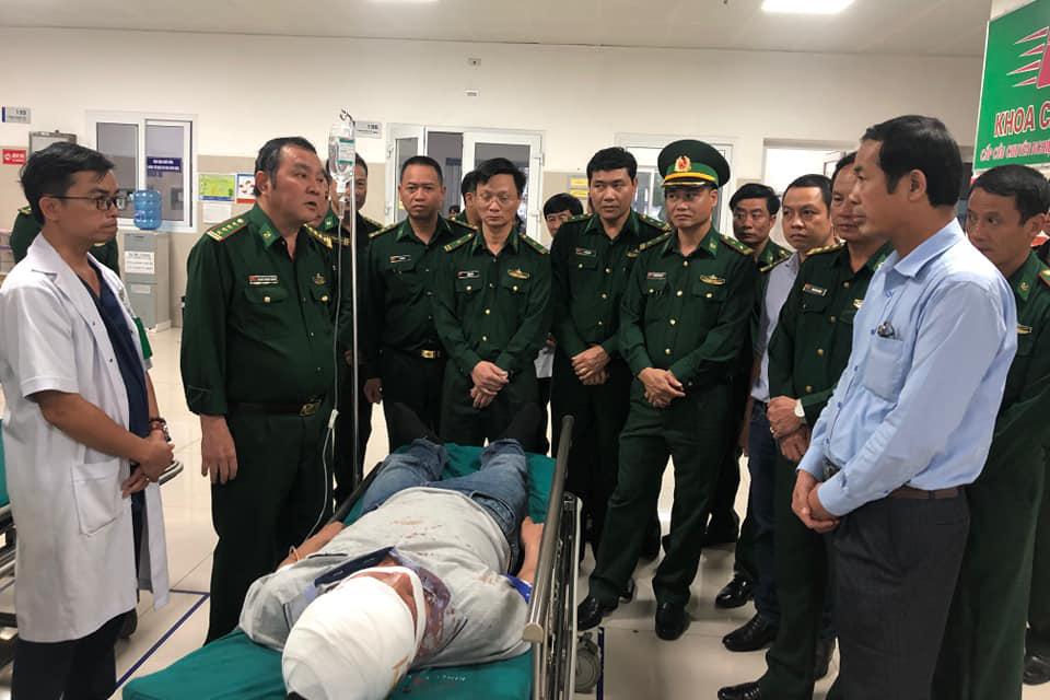 """Đánh án ma túy """"khủng"""" tại Lào, trinh sát biên phòng bị đâm trọng thương - Ảnh 1"""