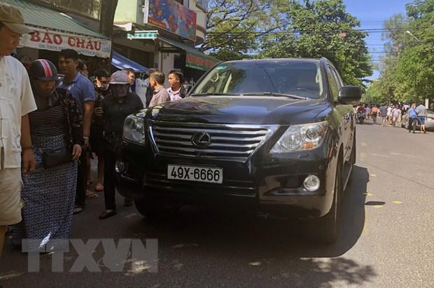 """Vụ Lexus lao vào đám tang, 3 người chết: Nhân chứng kể lại phút giây giáp mặt """"hung thần"""" - Ảnh 1"""