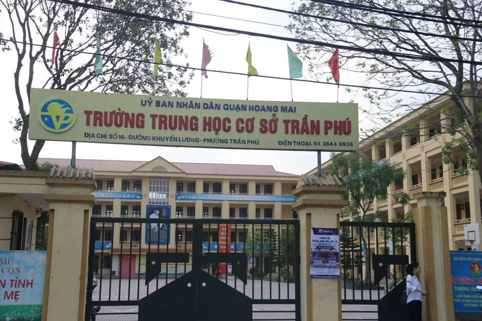 Vụ thấy giáo bị tố dâm ô 7 nam sinh ở Hà Nội: Trưởng Công an quận Hoàng Mai nói gì? - Ảnh 1
