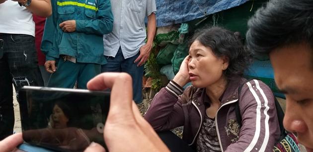 Nhân chứng vụ cháy 8 người chết và mất tích ở Hà Nội: Nghe có tiếng đập cửa nhưng không thể tiếp cận vì khói lửa quá dữ dội - Ảnh 3