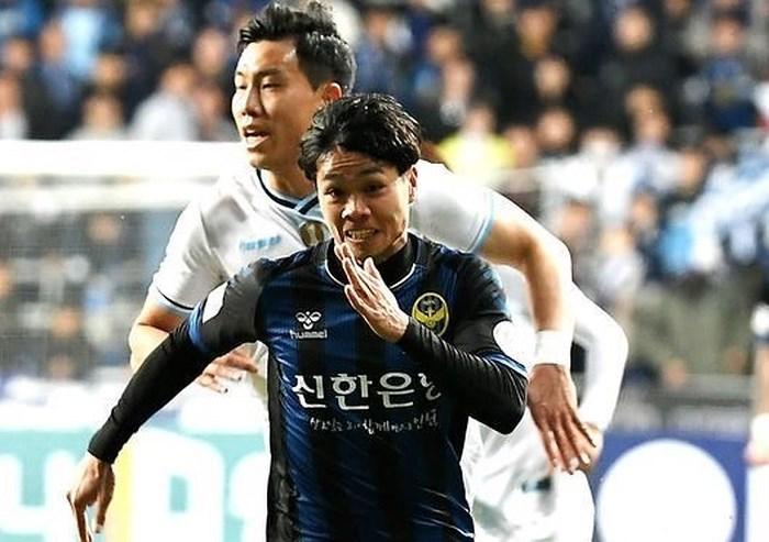 Báo Hàn Quốc chê bai Công Phượng sau khi Incheon thua trận thứ 5 liên tiếp - Ảnh 1