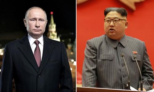 Điện Kremlin hé lộ nội dung cuộc gặp thượng đỉnh Nga - Triều Tiên - Ảnh 1