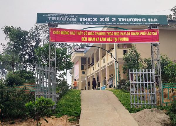 """Vụ nữ sinh lớp 8 mang thai ở Lào Cai: Thầy giáo bị """"tố"""" là giáo viên dạy giỏi cấp huyện - Ảnh 1"""