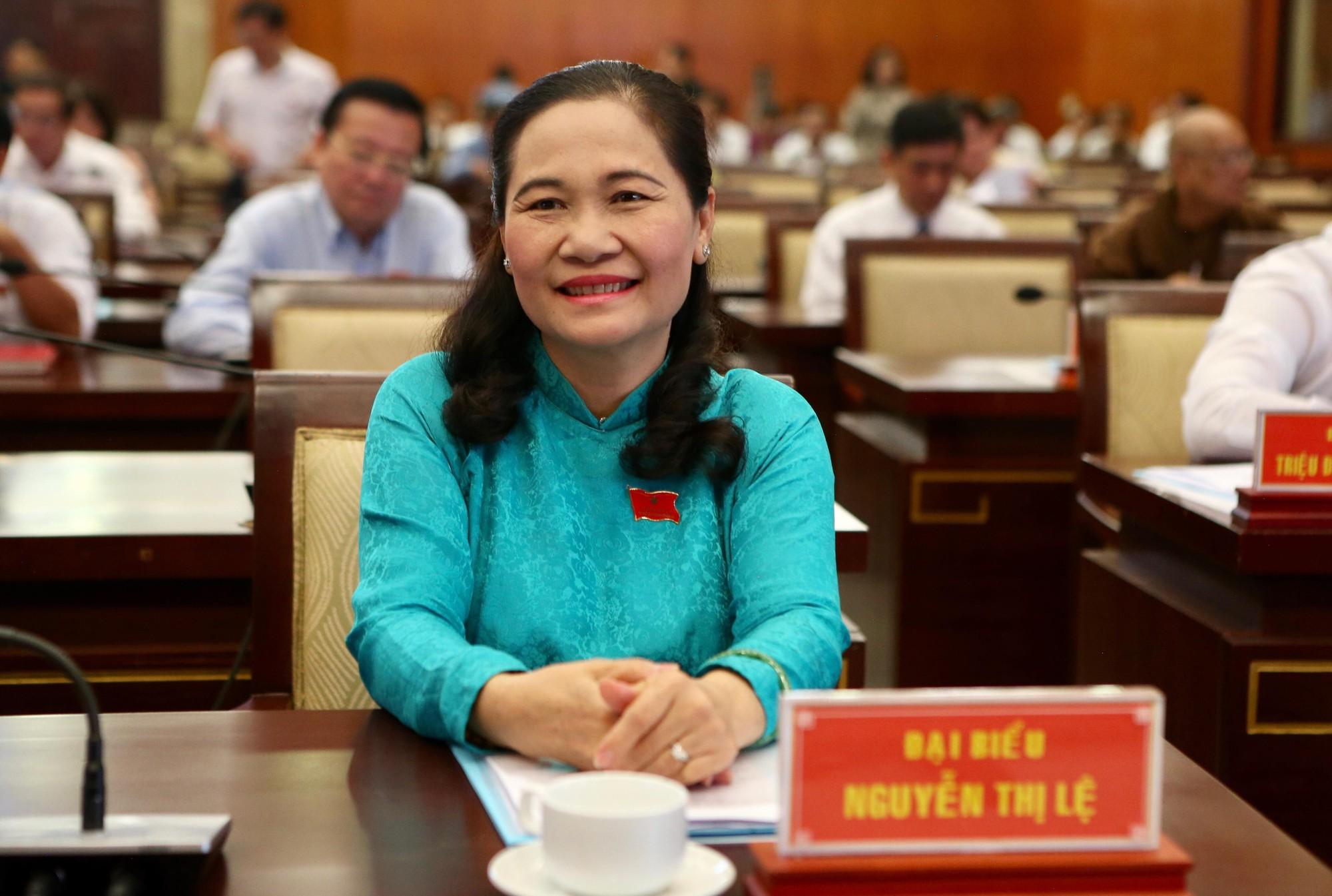 Phó bí thư Thành ủy được bầu làm Chủ tịch HĐND TP. Hồ Chí Minh - Ảnh 1