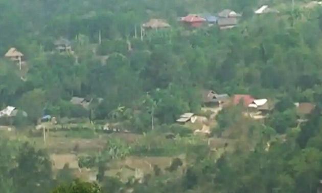 Vụ thi thể trẻ sơ sinh bị vùi dưới đất ở Điện Biên: Vẫn chưa xác định được nhân thân của cháu bé - Ảnh 1