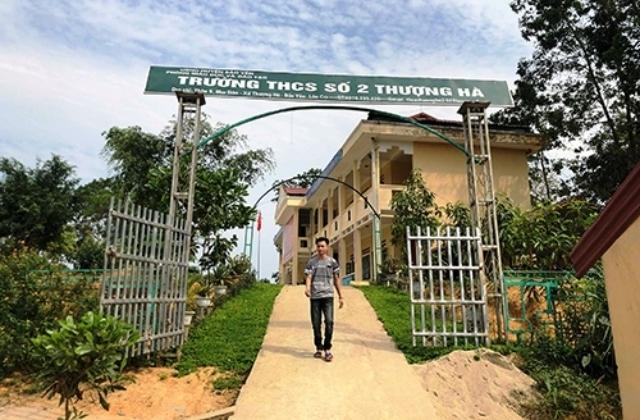 """Vụ thầy giáo bị """"tố"""" làm nữ sinh lớp 8 mang thai ở Lào Cai: Vẫn chưa có kết quả giám định ADN - Ảnh 1"""