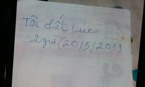 """Vụ thi thể cháy đen cạnh tờ giấy ghi """"tôi chết lúc 2h ngày 20/5"""": Lộ nguyên nhân bất ngờ qua camera - Ảnh 1"""
