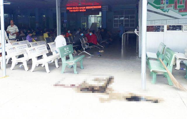 Thấy người đàn ông lạ cùng vợ mình vào bệnh viện, chồng âm thầm bám theo rồi gây án mạng - Ảnh 1