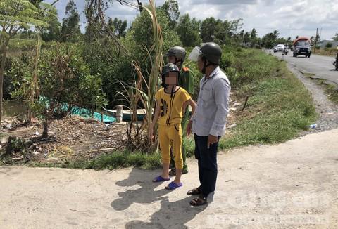 Nữ sinh lớp 8 ở Thanh Hóa tự bỏ nhà đi, dựng chuyện bị bắt cóc rồi trốn thoát - Ảnh 1