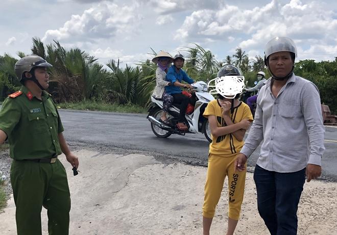 Nữ sinh lớp 8 ở Thanh Hóa tự bỏ nhà đi, dựng chuyện bị bắt cóc rồi trốn thoát - Ảnh 2