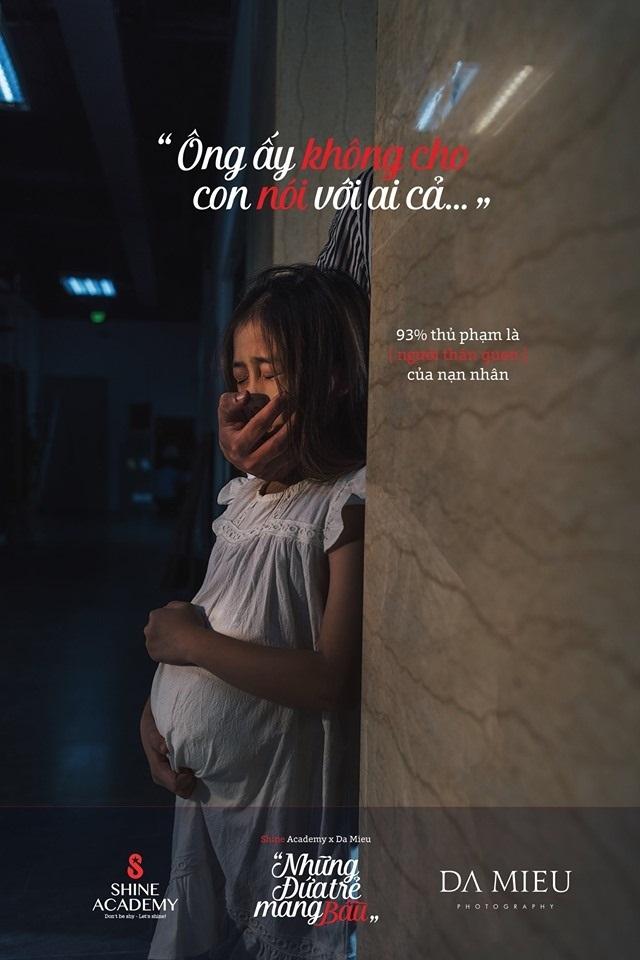 """Bộ ảnh """"Những đứa trẻ mang bầu"""" gây tranh cãi: MC Công Tố lên tiếng - Ảnh 3"""