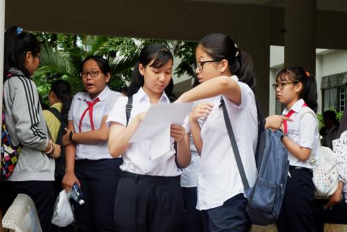 Đà Nẵng dự kiến lịch công bố điểm thi vào lớp 10 THPT công lập - Ảnh 1