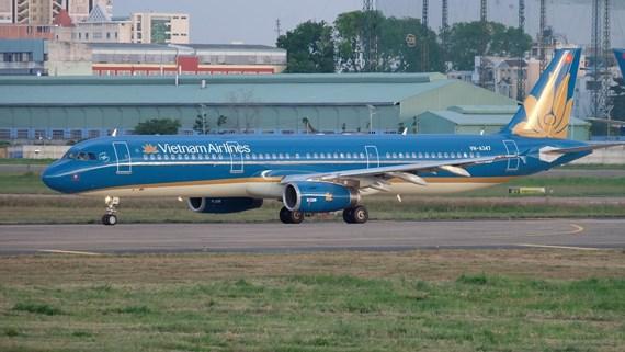 Máy bay Vietnam Airlines hạ cánh khẩn cấp cứu cháu bé 2 tuổi hôn mê - Ảnh 1