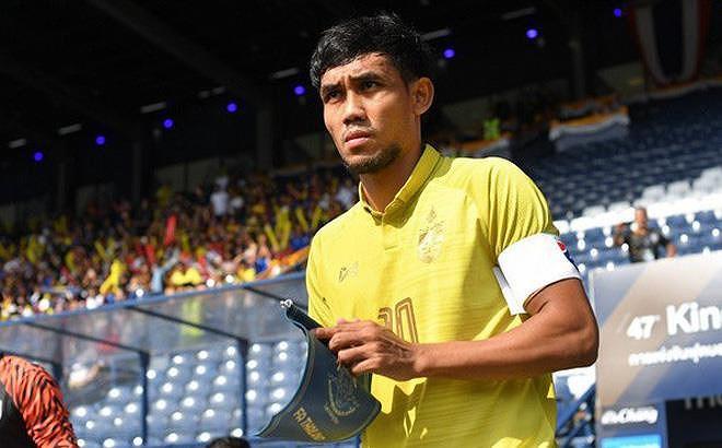 King's Cup 2019: Thảm bại trước Việt Nam và Ấn Độ, đội trưởng Thái Lan thừa nhận thất vọng tột cùng - Ảnh 1