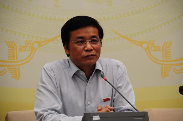 Tổng thư ký Quốc hội Nguyễn Hạnh Phúc: Làm sao lobby được gần 500 đại biểu - Ảnh 1