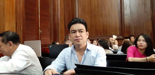 Vụ bác sĩ Chiêm Quốc Thái bị chém: Lời khai bất ngờ của bà Vũ Thụy Hồng Ngọc tại tòa - Ảnh 2