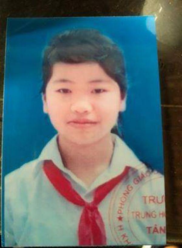 """Nữ sinh 14 tuổi ở Hưng Yên """"mất tích"""" bí ẩn khi đi học thêm - Ảnh 1"""