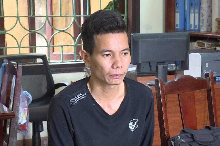 Vụ cướp ngân hàng ở Phú Thọ: Nghi phạm từng làm MC đám cưới - Ảnh 1