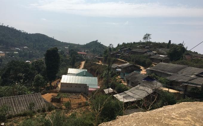 Lũ quét cuốn trôi lán trại ven suối ở Điện Biên, 3 người trong gia đình bị thương, mất tích - Ảnh 1