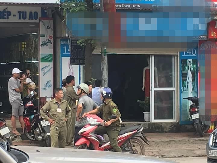 Vụ ông chủ tiệm may chết bất thường ở Thái Nguyên: Nạn nhân mới bị khởi tố tội dâm ô - Ảnh 1