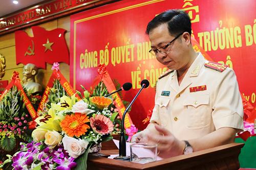 Phó chánh Thanh tra Bộ Công an làm Giám đốc Công an tỉnh Quảng Bình - Ảnh 1
