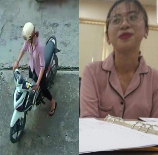 """Vụ người mẹ trẻ xinh đẹp ở Điện Biên """"mất tích"""" bí ẩn: Tìm thấy xe máy ở Hà Nội - Ảnh 1"""
