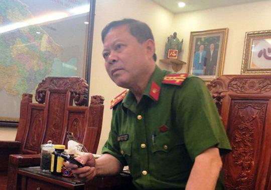 """Phó giám đốc Công an Thanh Hóa nói về việc chưa khởi tố cựu Trưởng Công an TP bị tố nhận tiền """"chạy án"""" - Ảnh 1"""