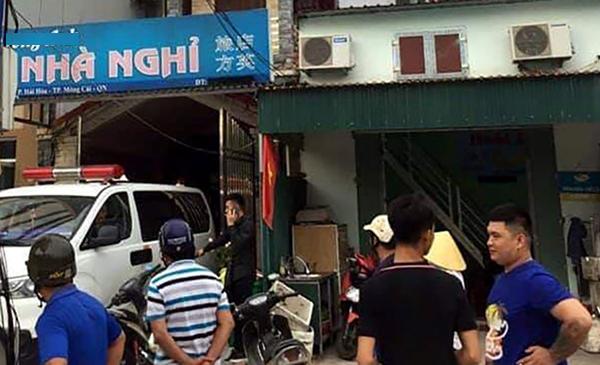 Vụ sát hại bạn gái trong nhà nghỉ ở Quảng Ninh: Hé lộ bất ngờ về nghi phạm - Ảnh 1