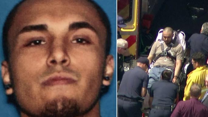 Mỹ bắt giữ nghi phạm trong vụ xả súng tại Los Angeles, 6 người thương vong - Ảnh 1