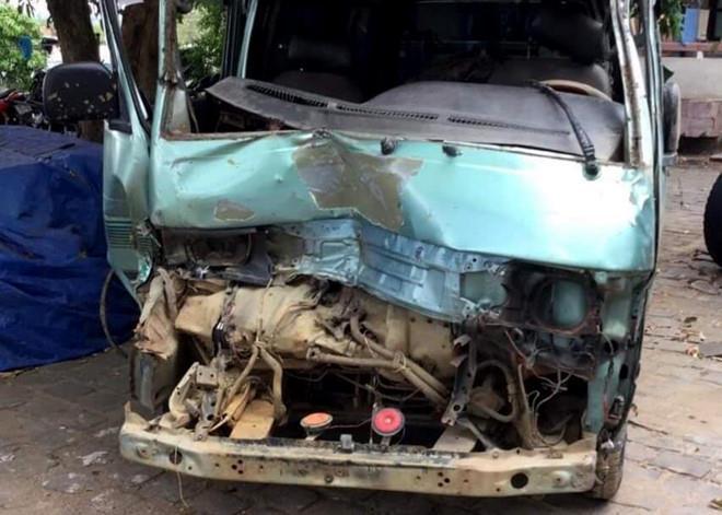 """Vụ ô tô """"lâm tặc"""" tông thẳng xe CSGT ở Gia Lai: Lời khai bất ngờ của tài xế - Ảnh 2"""