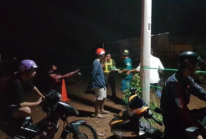 Vụ thanh niên tử vong trên giường ở Bình Phước: Giết người rồi chạy vào vườn cao su tự sát bất thành - Ảnh 2