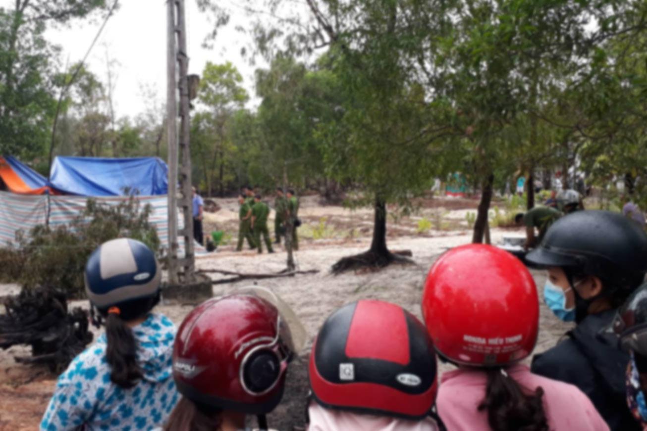 Vụ thanh niên sát hại nữ sinh lớp 11 rồi tự sát ở Quảng Trị: Lời kể bất ngờ của bà nội - Ảnh 1