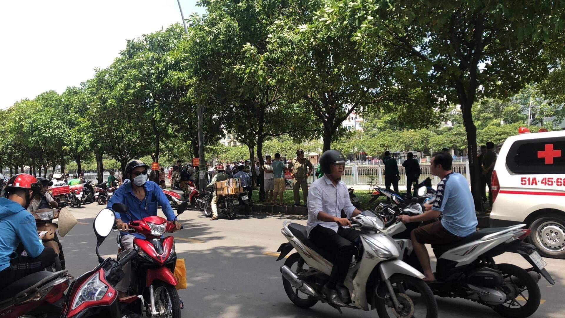 Phát hiện thi thể dưới kênh Nhiêu Lộc, nghi là nam thanh niên sát hại nữ sinh 19 tuổi - Ảnh 1