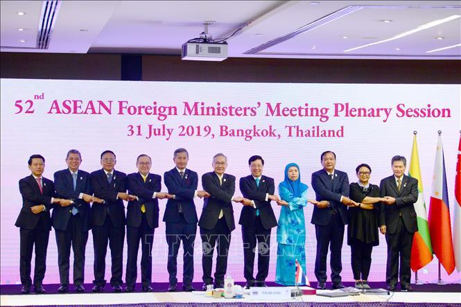 Việt Nam tham dự các Hội nghị đa phương và song phương tại AMM-52 - Ảnh 2