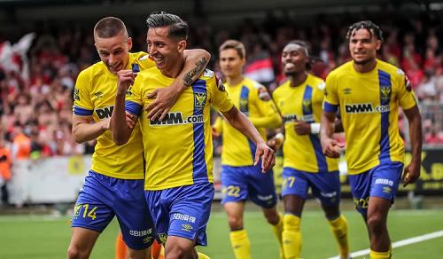 Công Phượng không ra sân, Sint-Truidense bất ngờ thắng 2-1 trước Standard Liege - Ảnh 1