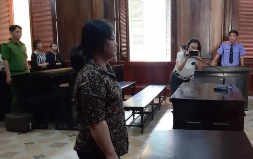 Tuyên phạt tử hình người đàn bà sát hại nữ tu ở TP. HCM - Ảnh 1