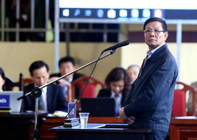 """Ông Phan Văn Vĩnh tiếp tục bị khởi tố liên quan đến """"kỳ án"""" gỗ trắc tại Đà Nẵng - Ảnh 1"""