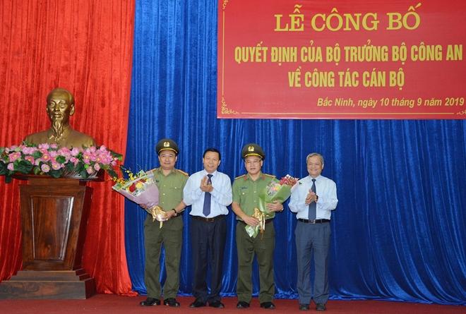 Giám đốc Công an tỉnh Bắc Ninh giữ chức Cục trưởng Cục cảnh sát kinh tế - Ảnh 1