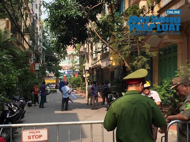 Nghi án thanh niên sát hại 2 nữ sinh rồi tự tử ở Hà Nội: Lời nhắn lạ của nghi phạm trước khi ra tay - Ảnh 1