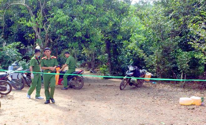 Điều tra vụ trọng án Bình Phước: Em nổ súng bắn gục vợ chồng anh trai - Ảnh 3