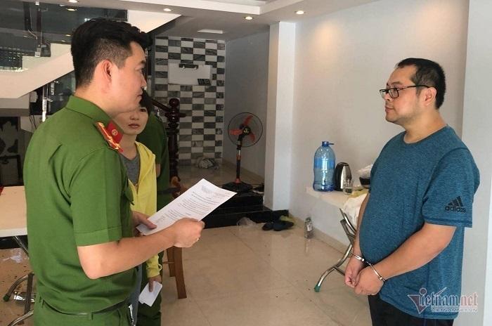 Vụ thuê gái trẻ đóng clip đồi trụy ở Đà Nẵng: Khởi tố 5 người Trung Quốc - Ảnh 1