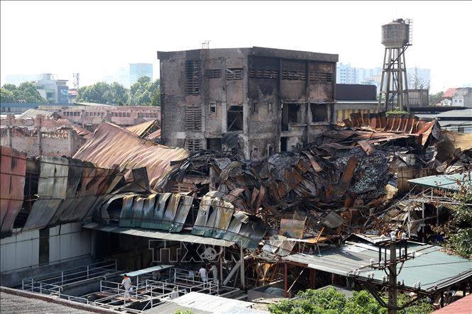 9 biện pháp ngăn thủy ngân phát tán ra môi trường sau vụ cháy công ty Rạng Đông - Ảnh 1
