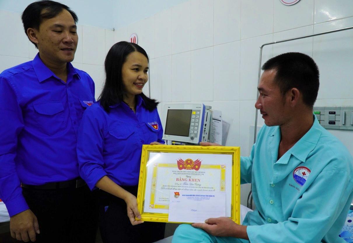 """Xả thân cứu người gặp nạn trên biển, thanh niên ở Quảng Trị được đề xuất tặng danh hiệu """"Tuổi trẻ dũng cảm"""" - Ảnh 1"""