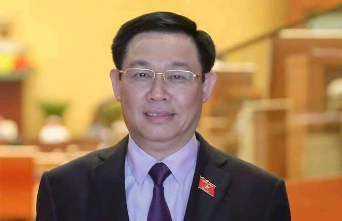 Ông Vương Đình Huệ tái đắc cử Bí thư Thành ủy Hà Nội - Ảnh 1