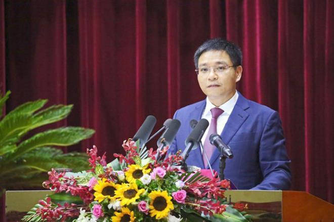 Ông Nguyễn Văn Thắng được bầu giữ chức Bí thư tỉnh ủy Điện Biên - Ảnh 1