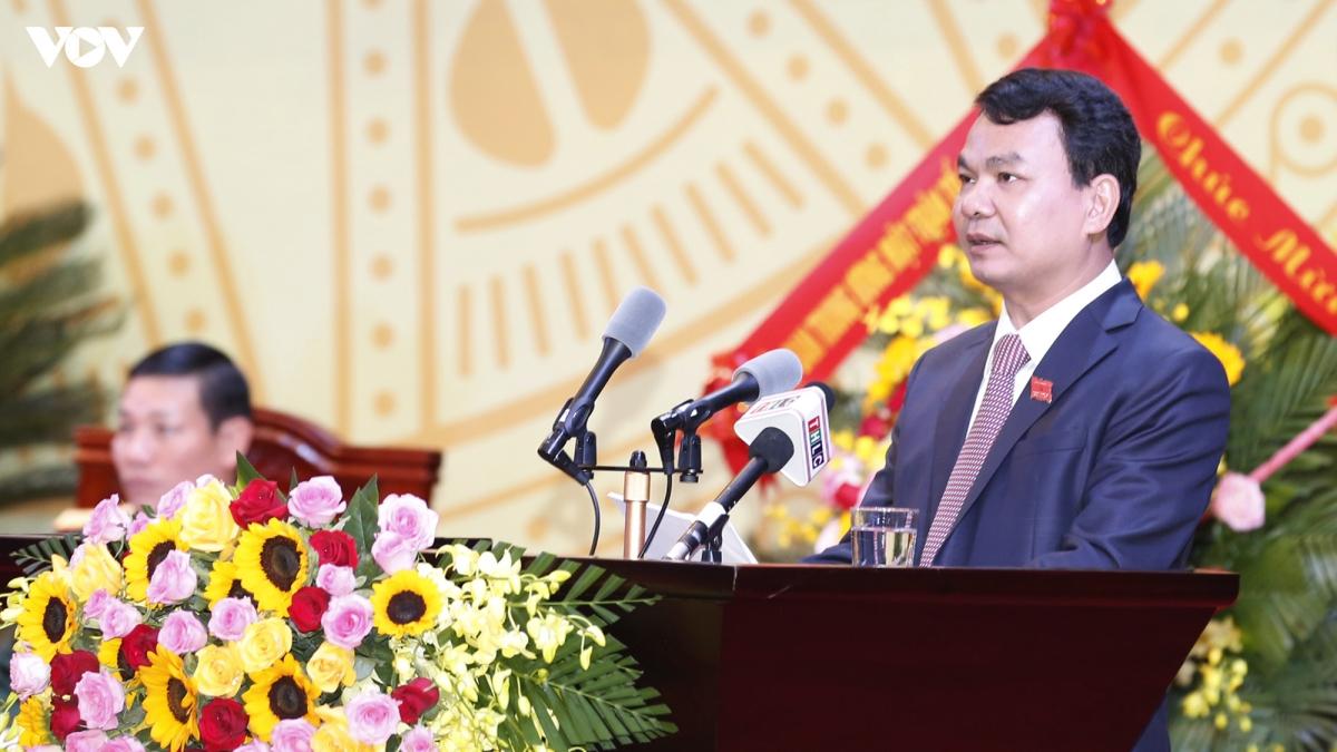 Chủ tịch UBND tỉnh Lào Cai được bầu làm Bí thư tỉnh ủy - Ảnh 1
