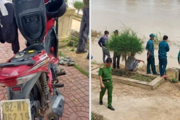 """Vụ nữ sinh 17 tuổi bỏ lại xe máy, dép quai hậu bên sông rồi """"mất tích"""" trong đêm: Tìm thấy thi thể nạn nhân - Ảnh 1"""